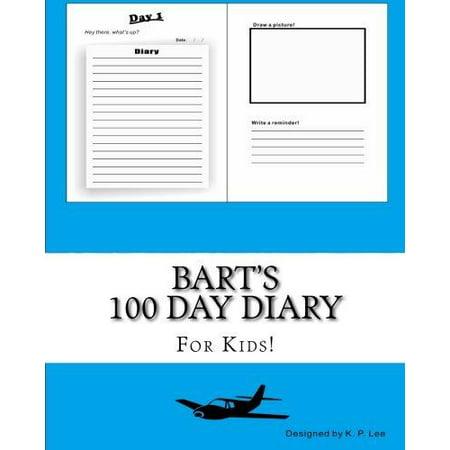 Barts 100 Day Diary