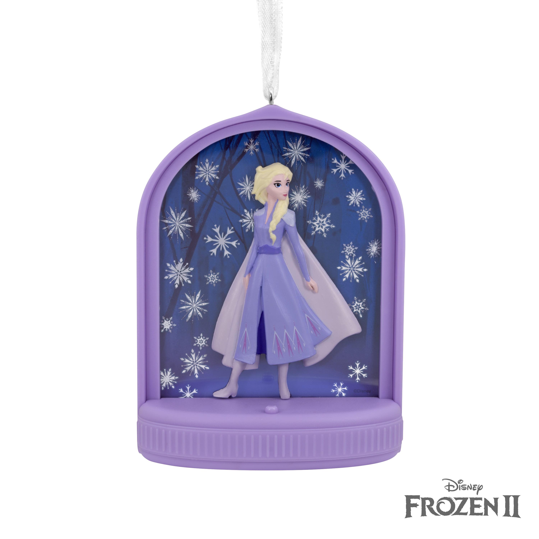 Sound Hallmark Disney Frozen Snowflake with Light and Motion Ornament