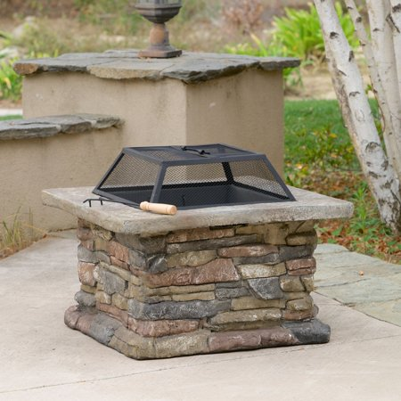 Ithica Wood Fire Pit