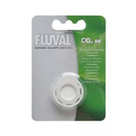 Fluval Ceramic Co2 Diffuser Disk (Best Co2 Diffuser For Aquaria)