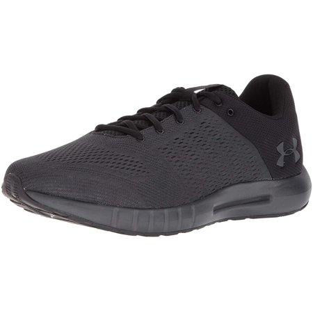 Under Armour Mens Micro G Pursuit Fabric Low, Anthracite (100)/Black, Size (Best Dress Shoes Under 100)