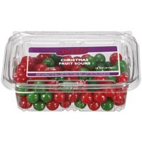 Sweet's Christmas Fruit Sours, 18 Oz.