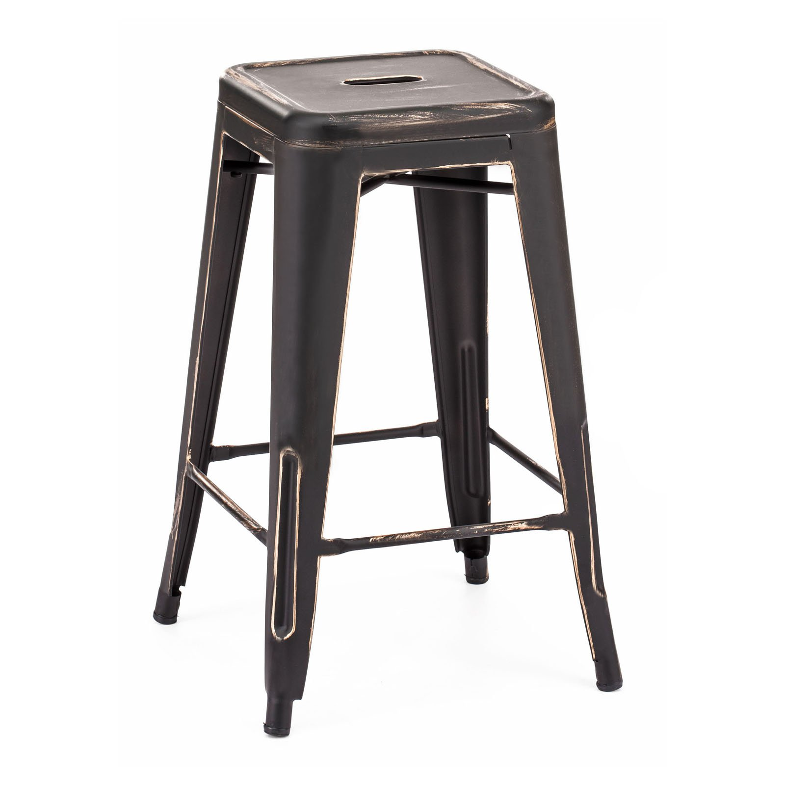 Design Lab MN Dreux Counter Stool - Set of 4