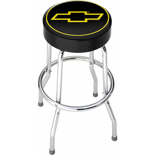 Plasticolor Chevy Garage Stool