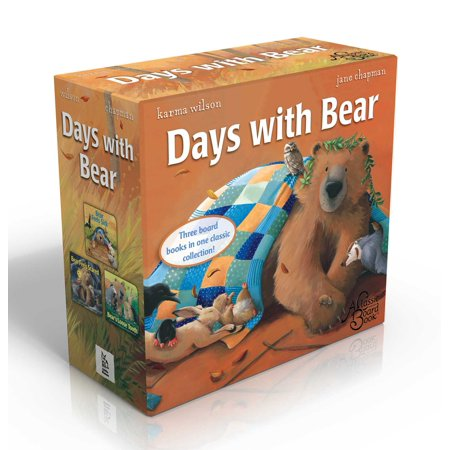 Days With Bear Bear Feels Scared Bear Fe (Board (The Hairy Scare Of The Devil Bear)