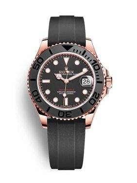 77c1492bb3b4 Product Image Pre-Owned Rolex Yacht-master 268655 Gold Watch (Certified  Authentic   Warranty)