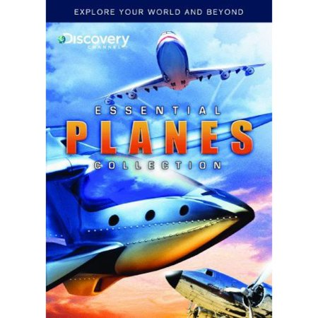 Discovery  Essential Planes  Widescreen