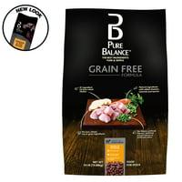 Pure Balance Grain-Free Chicken & Pea Recipe Dry Dog Food