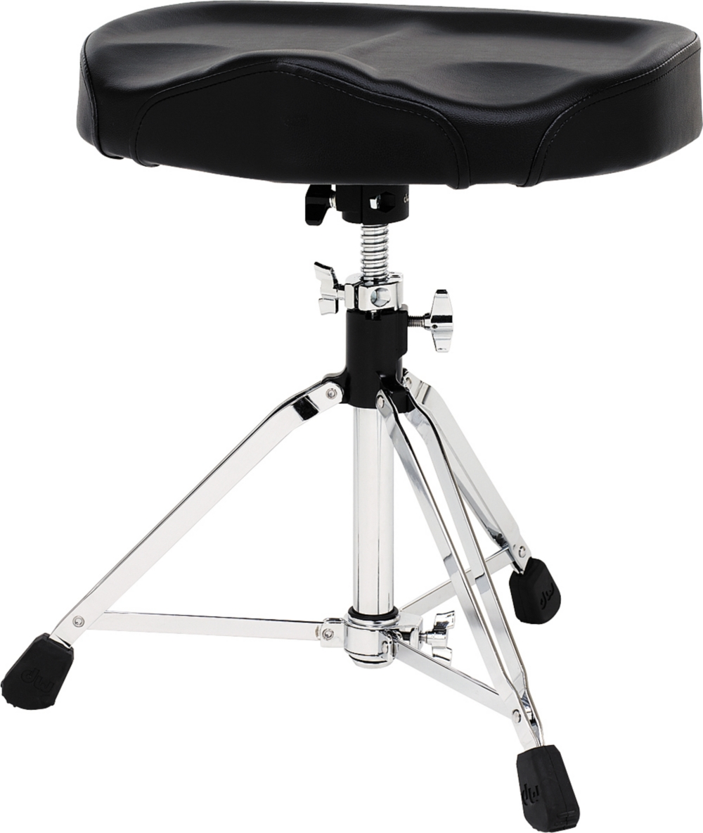 DW 9120M Tripod Tractor-Style Seat Drum Throne by DW