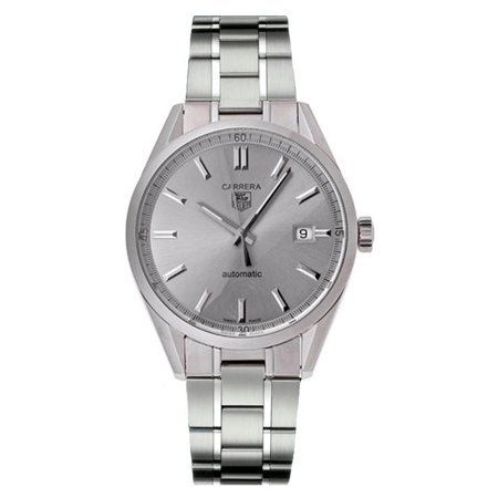 Tag Heuer Carrera Stainless Steel Automatic Mens Watch WV211W. BA0787