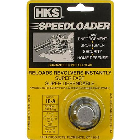 357 Magnum Rifles (HKS Revolver Speedloader for 357)