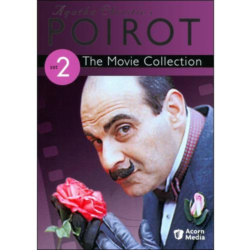 Agatha Christie's Poirot: The Movie Collection 2 (Full Frame)