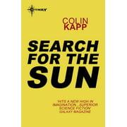 Search for the Sun - eBook