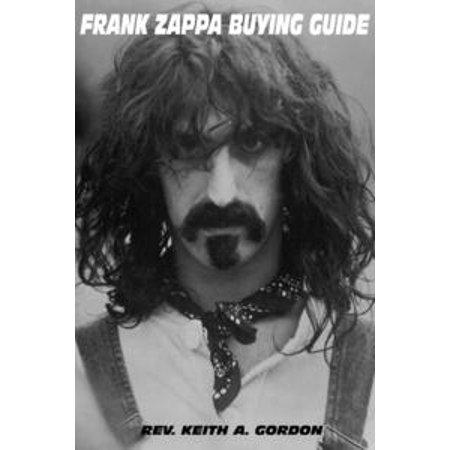 Frank Zappa Halloween Palladium (Frank Zappa Buying Guide -)