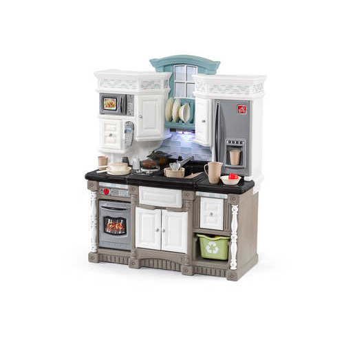 Step2 Lifestyle Dream Kitchen Includes 20-piece Accessory Set by The Step2 Company