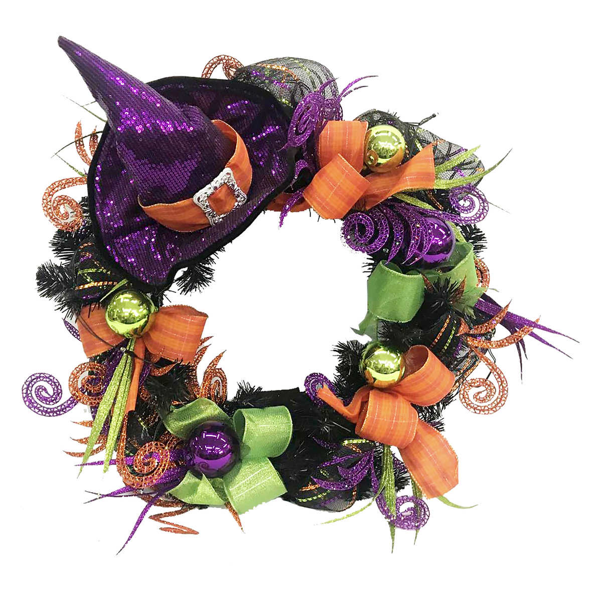 24 Halloween Wreath Walmart Canada