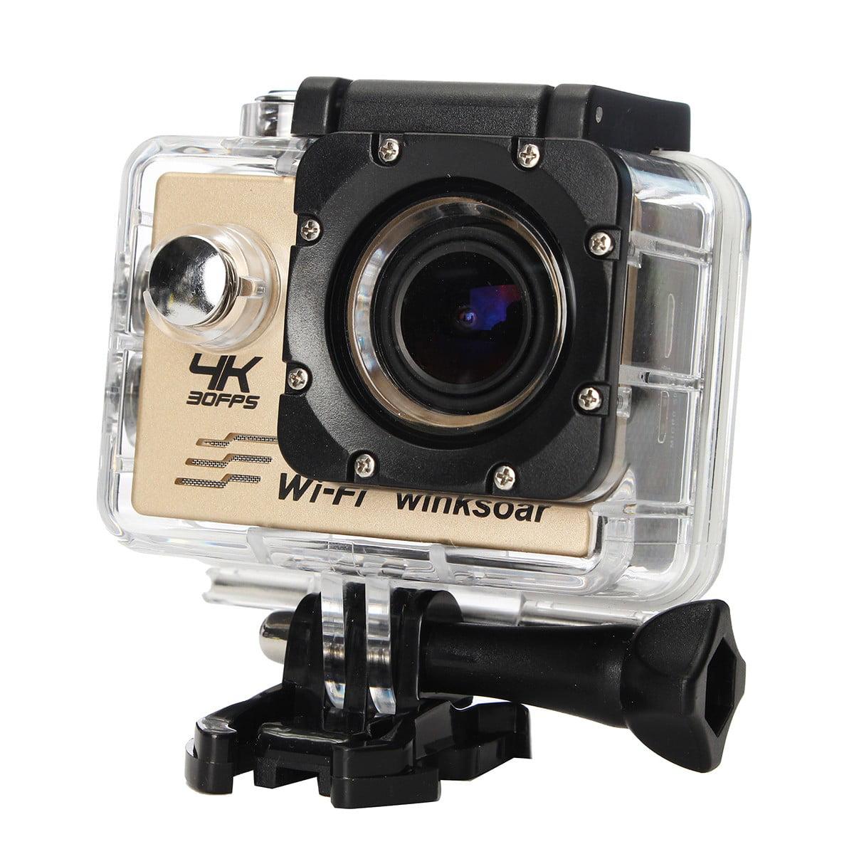 Winksoar SJ9000 Wifi 1080P 4K Ultra HD Sport Action Camera DVR Cam Camcorder Waterproof Christmas Gifts