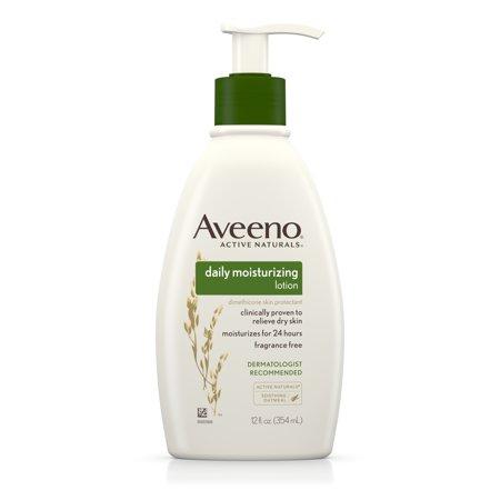 Aveeno Active Naturals Daily Moisturizing Lotion 12 Oz