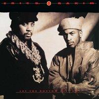 Eric B & Rakim - Let The Rhythm Hit Em - Vinyl