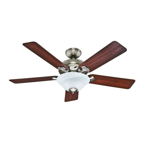 "Hunter 53109 Brookline 52"" Ceiling Fan Brushed nickel"