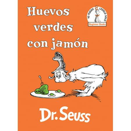 Huevos verdes con jamón (Green Eggs and Ham Spanish (Spanish Iberico Ham)