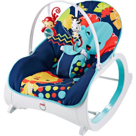 fisher price rocking chair Fisher Price Infant to Toddler Rocker   Midnight Rainforest  fisher price rocking chair