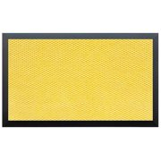 Momentum Mats Teton Weather Resistant Yellow/ Black Entry Mat