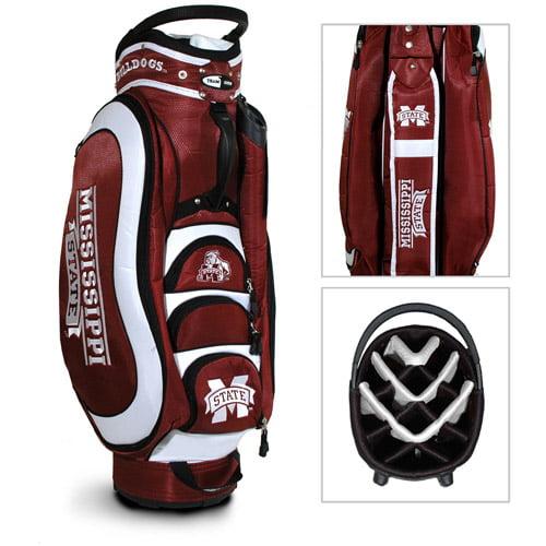 Team Golf NCAA Mississippi State Medalist Golf Cart Bag