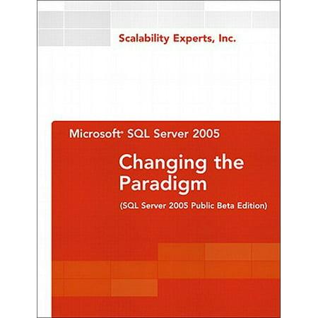 Microsoft SQL Server 2005 - eBook (Create Dts Package In Sql Server 2005)