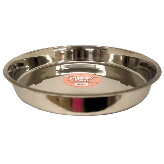 Vo-Toys 010CL-SPP14 Stainless Steel Puppy Pans