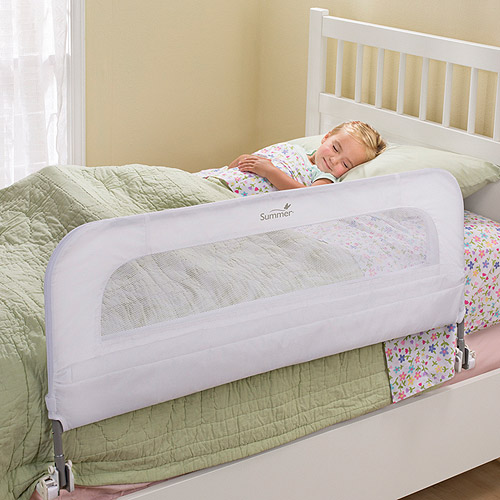 Summer Infant Safety Bedrail, White by Summer Infant