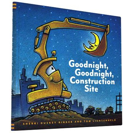 Goodnight, Goodnight Construction Site (Hardcover Books for Toddlers, Preschool Books for Kids) - Halloween Craft For Preschool Class
