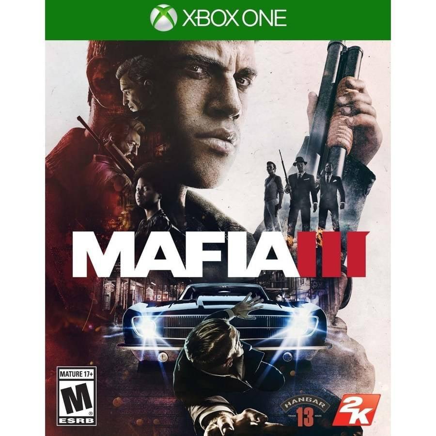 Mafia III (Pre-Owned), 2K, Xbox One, 886162552539