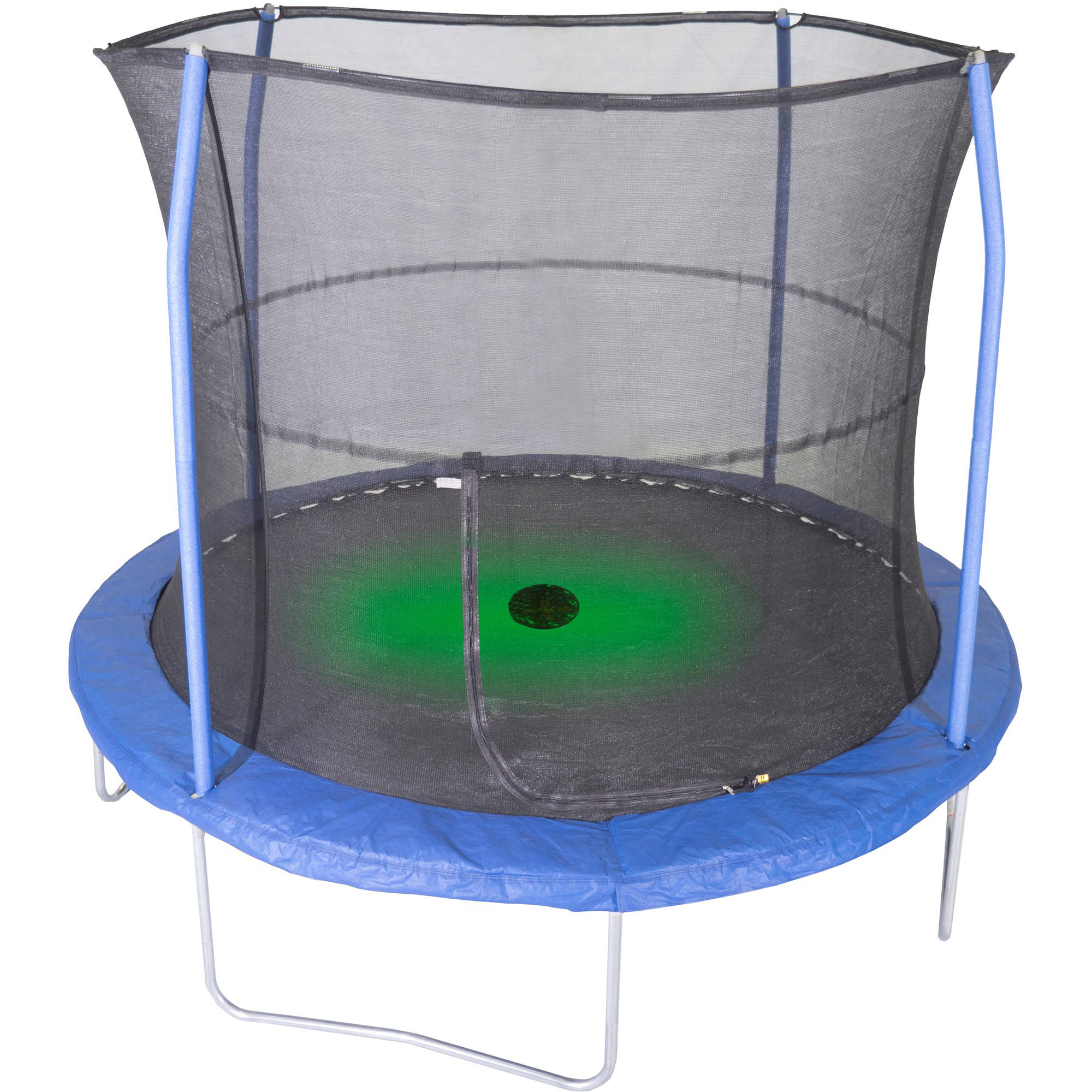 Jumpking Trampoline with Sound and Light, 10', 4 Legs