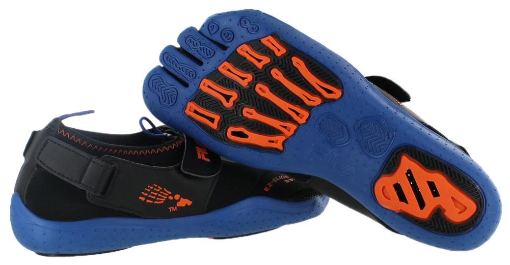 d611094f959d Fila - Fila Skeletoes Ez Slide Drainage Men s Shoes Five Finger Cross Fit  Sneakers - Walmart.com