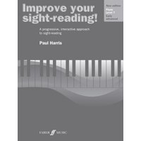 Improve Your Sight-Reading!: Improve Your Sight-Reading! Piano, Level 7: A Progressive, Interactive Approach to Sight-Reading (Paperback)
