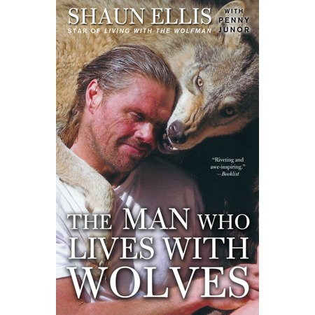 The Man Who Lives with Wolves - Chances With Wolves Halloween