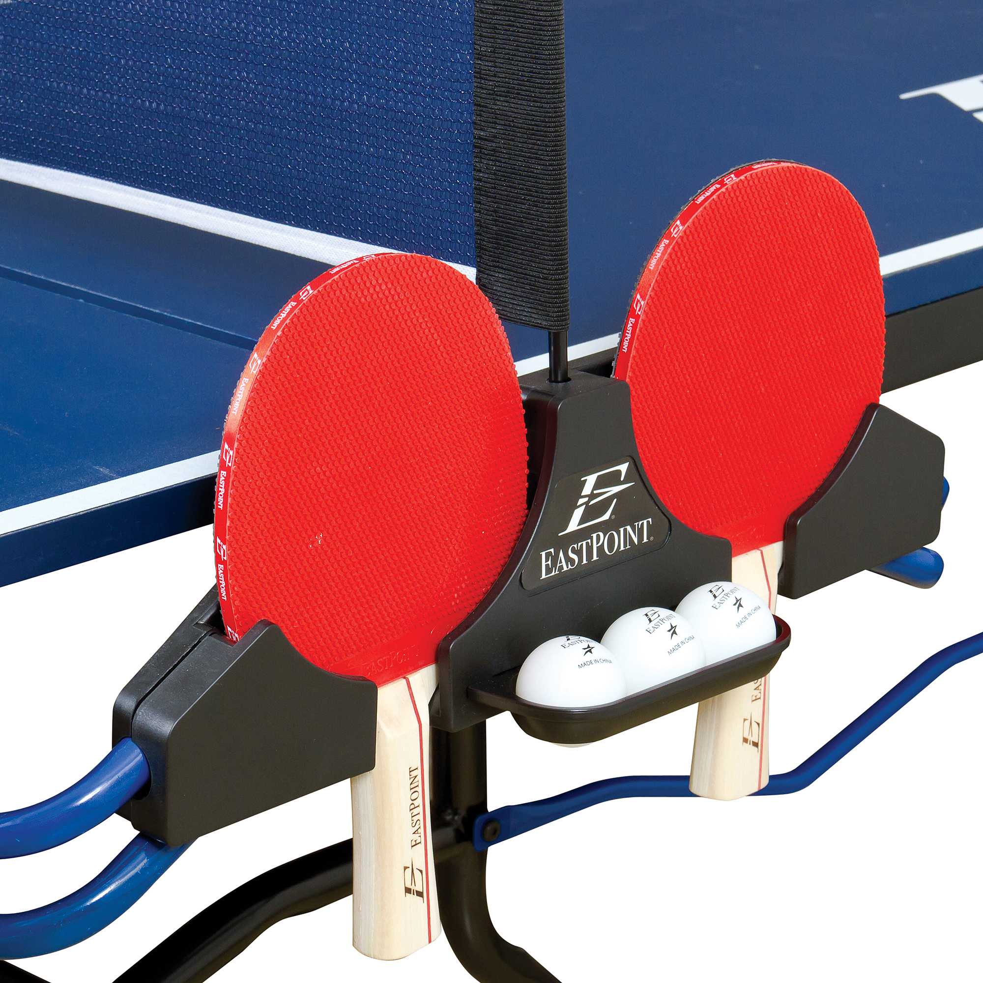 EastPoint Sports EPS 3000 2 Piece Table Tennis Table U2013 18mm Top Image 3 Of