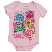 Yo Gabba Gabba Cast Pictures Infant Baby Snapsuit Creeper