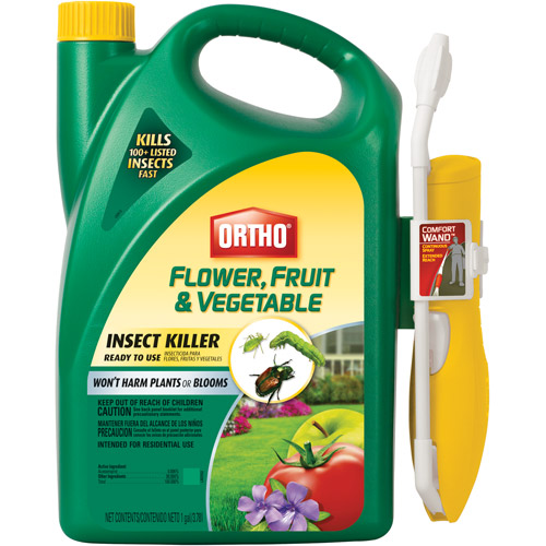 Ortho Flower, Fruit & Vegetable Insect Killer Ready-to-Use Comfort Wand, 1 gal