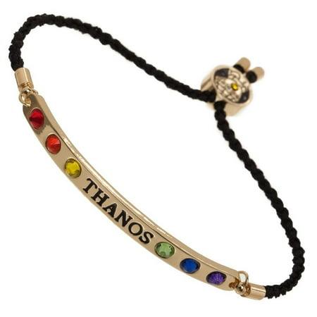Marvel Avengers: Infinity War Infinity Gauntlet Pull Tight Bracelet - Avengers Jewelry