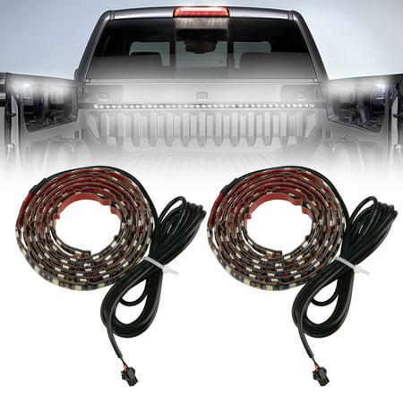 2-pack Truck Bed LED Light Strips, 60