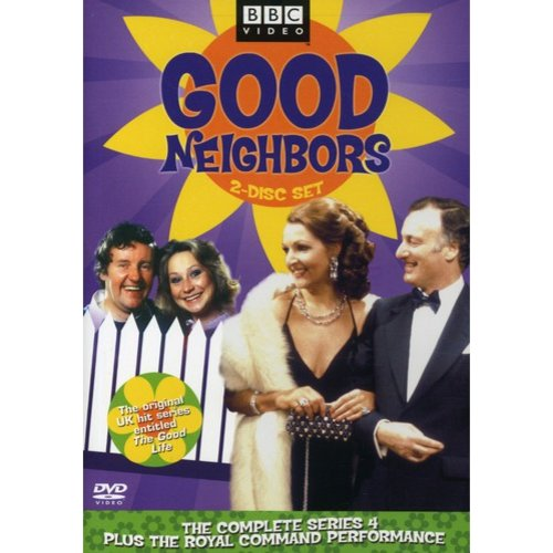 Good Neighbors: The Complete Series 4 Plus Royal Command Performance