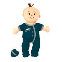 NFL Baby Fanatic Wee Baby Doll, Philadelphia Eagles