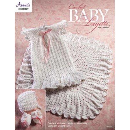 Crochet Baby Layette - eBook