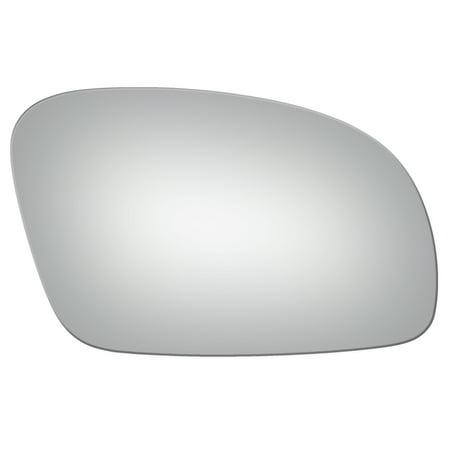 Burco 3736 Passenger Side Replacement Mirror Glass for 01-10 Volkswagen Beetle