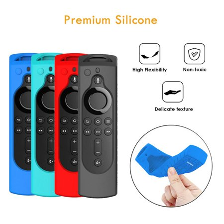 For Amazon Fire TV Stick 4K TV Stick Remote Silicone Case Protective