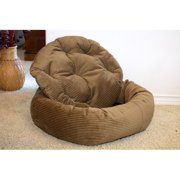 Luca For Dogs Nest Easy-Wash Cover Donut Dog Bed