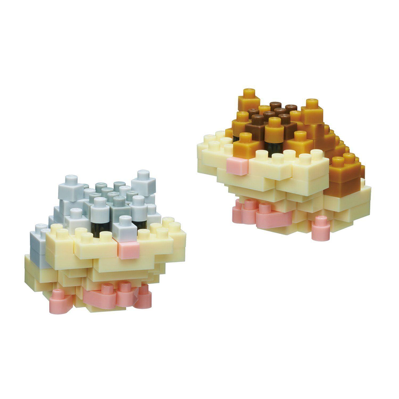 Hamster Mini Building Sets by Nanoblock (NBC216) by nanoblock