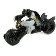Imaginext DC Super Friends Batman& Batpod Car Play Vehicles